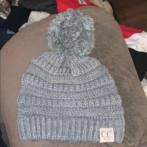 Toddler girl hat